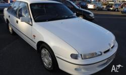 1996 holden commodore sedan , drive away no more to pay