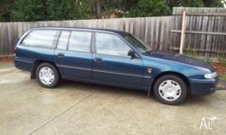 1996 Holden Commodore Executive VS Wagon Up for sale is