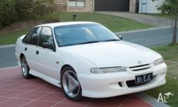 HSV CLUBSPORT Excellent condition,low kms for its age ,