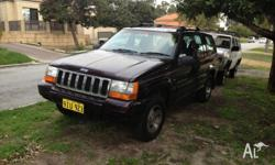Selling my Jeep Grand Cherokee Laredo. 4.0 Litres, 6
