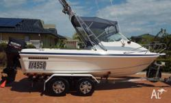 Immaculately presented 1996 Seafarer Viking 5.5m with