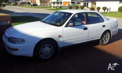 Camary 1996, V6, Manual. Good Cond, Low Km's, Aircond,