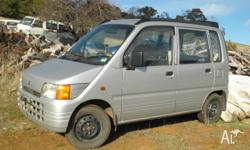 The 3 cylinder Daihatsu Move is an ideal run-around but