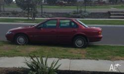 hi selling my ford fairmont because i upgraded my car