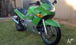 Hey I have a 1997 Kawasaki zzr 250cc for sale in great