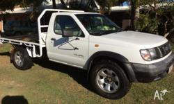 Good reliable ute only selling due to having a work