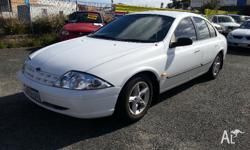 1998 Ford AU Falcon Features: 6 Cyl Auto, Power
