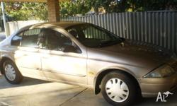 1998 Ford Falcon for sale. Registered till the end of