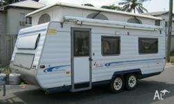 Year: 1998 Tandem Axle, Aussie Traveler Roll Out
