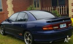 BARGAIN selling my vt commodore due to moving to the