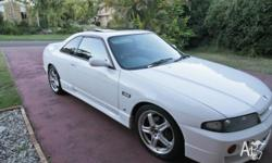 1998 Nissan Skyline R33 GTS-25t Manual 40th