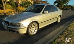 i am selling my BMW 528i 1999 model for $7,000 ONO.
