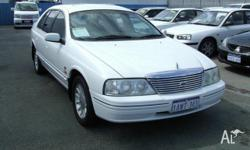 187,166km, Automatic, Unleaded Petrol, ABS Brakes, Air