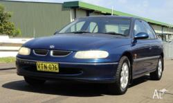 Hi guys, up for sale is our VT HOLDEN C'DORE 1999 model