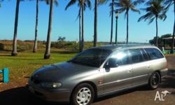 I am selling my 1999 Holden V6 Commodore It is in great