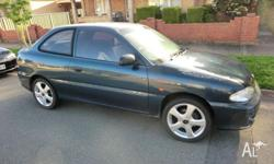 Up For Sale Is A 99 Hyundai Excel x3 Twin Cam 5 Speed