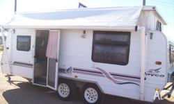 **reduced for quick sale** 1999 JAYCO 17'6 WESTPORT