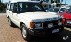 SOLID TURBO DIESEL ENGINE, AUTOMATIC TRANSMISSION,