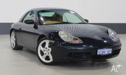 THIS VEHICLE IS A STUNNING EXAMPLE OF THE ICNONIC 911