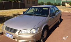 Toyota Camry 1999 Csi, automatic, power steering, air