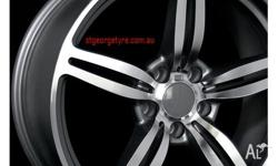 STGEORGE TYRES SALES 02 9567 4999 Model BMW NEW RELEASE