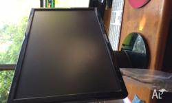 "FOR SALE is a hardly used Samsung 19"" LCD monitor."