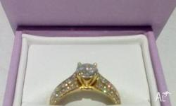 * 18 Carat Yellow Gold * 1.20 Carat Diamond * Purchased