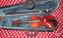 1/4 Romanian Violin Made in Romania - nice sound The