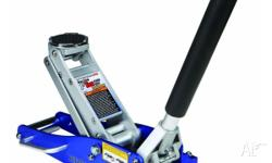 Description This compact racing trolley jack is