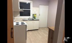 Unit is fully furnished Located close to shops and