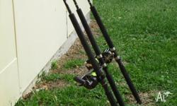 i have for sale 1 abu garcia 10/15kg game rod with a