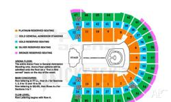 1 x Beyonce Gold Seat! Sydney Thurs 31st Section 30 Row