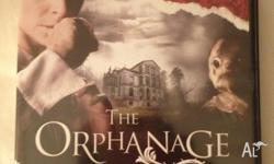 1 x DVD The Orphanage director Guillermo del Toro As