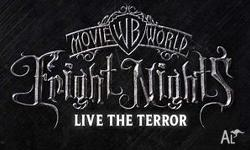 1 x Tickets for Fright Nights at Movie World this
