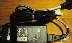1 x HP laptop power supply 19 volts 4.74 amps, h�duty