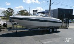 2000 model bayliner 2350 lx in excellent condition.