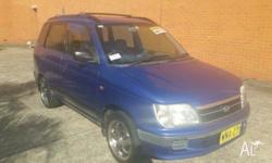 DAIHATSU PYZAR, A VERY TIDY AND VERY ECONOMICAL LITTLE