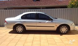 Ford Falcon year 2000, 4.0L very tidy and mechanically