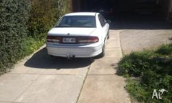 I am selling my Holden VT series 2 . It is 2000, with