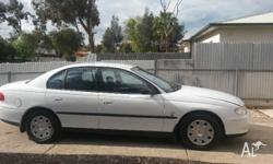 2000 vx commodore in good condition , power steer ,