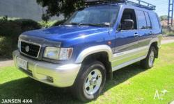 Jansen 4 x 4 Melbourne - No deposit low interest