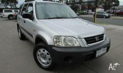 2000 HONDA CRV AUTO SILVER, WOW!! WHAT A BEAUTIFUL CAR,