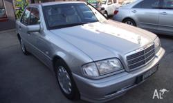 2000 mercedes benz c180 automatic dual airbag package