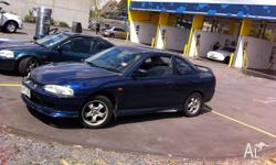 Mitsubishi Lancer coupe 2 door selling cheap as baught