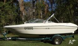 2000 SeaRay 180 Mercruiser Bowrider V/6 4.3 190 HP