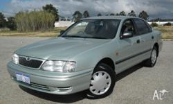 2000 TOYOTA AVALON CONQUEST V6 SEDAN. THIS WOULD BE ONE
