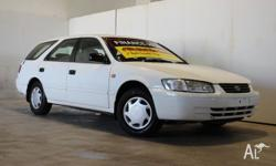 JUST ARRIVED !!! TOYOTA CAMRY SXV20R CSI ITS A WAGON