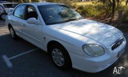 2001 sonata automatic in very nice condition for age!
