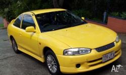 For Sale is my much loved 2001 Mitsubishi Lancer