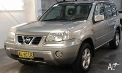 Automatic x-trail 4x4. drives great, good condition.